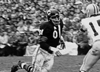 Bill George (photo courtesy of ChicagoBears.com)