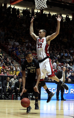 Christian Wood committed to UNLV back in July of 2011.