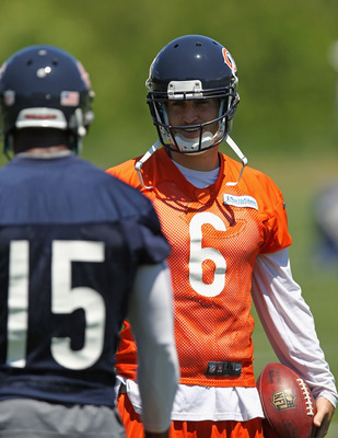 Jay Cutler and Brandon Marshall have been separated for far too long.