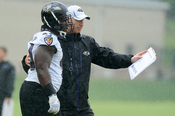 Upshaw needs to work harder to be a force on the Ravens' D