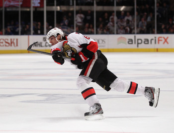 The blistering shot of Erik Karlsson brought credibility to the Senators.