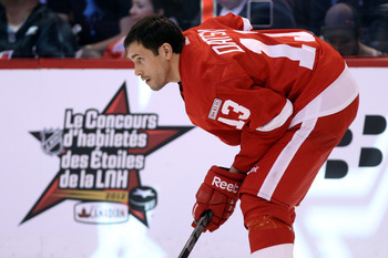 Pavel Datsyuk is the most skilled player in the NHL.