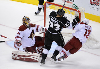 The loss of Ray Whitney hurts the Coyotes.