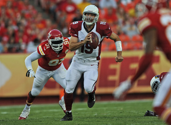 Skelton got the start and saw extended playing time against the Titans.