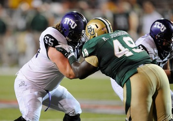 Baylor outscored TCU in 2011. They won't in 2012.