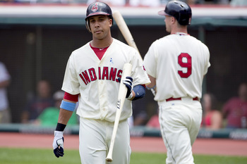 It's been a disappointing season for the Tribe.