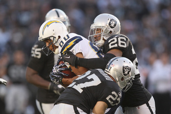 Stanford Routt Helps Raiders Tie Record for Most Penalties in 2011