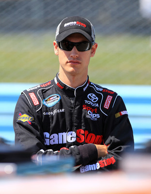 Is Joey Logano thinking to himself, &quot;Should I stay or should I go?&quot;