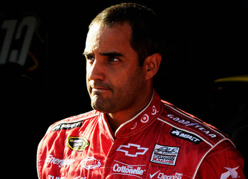 Juan Pablo Montoya hasn't come close to the success he had in the open-wheel world.