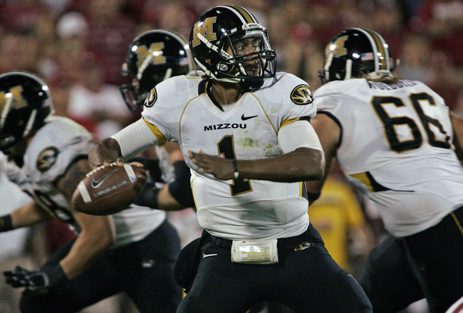 Missouri Football: 2012 Season Preview for the Tigers ...
