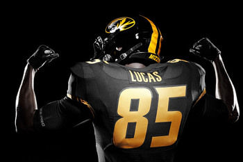 Photo courtesy of Nike and the University of Missouri