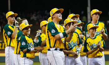 The Petaluma little leaguers have done California proud.