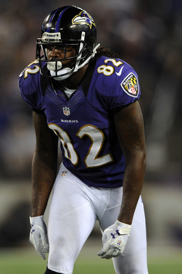 Torrey Smith enjoyed a solid rookie season with the Ravens
