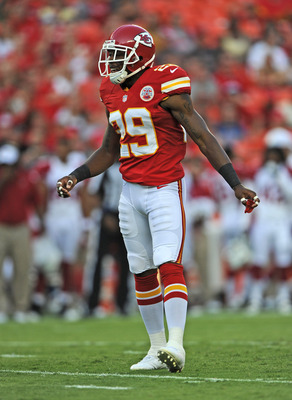 The Chiefs are happy to have a healthy Eric Berry back on defense