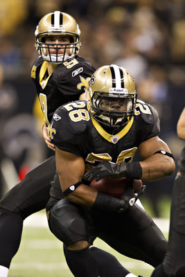 Mark Ingram looks to have a more productive second season