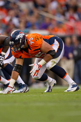 There are high hopes for second-round pick Derek Wolfe