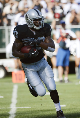 Staying healthy has been an issue for Darren McFadden