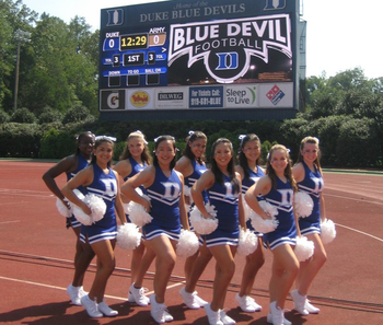 facebook.com/DukeCheerleading