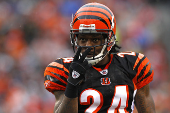 The Bengals are incredibly deep at cornerback. Pacman isn't worth the headache.