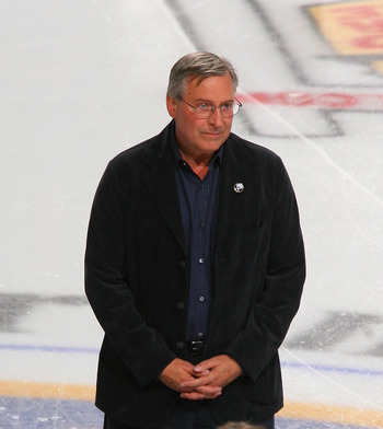 Terry Pegula, owner of the Buffalo Sabres.