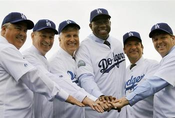 Members of Los Angeles Dodgers ownership group Guggenheim Baseball Management