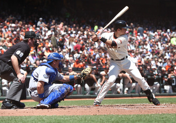 San Francisco Giants All-Star C Buster Posey