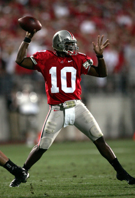 Troy Smith vs. Texas (2005)