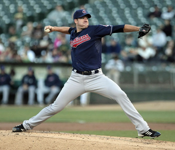 Zach McAllister has good upside for the Indians.