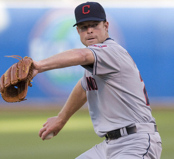 Corey Kluber could be a starter or long reliever for the Indians next season.