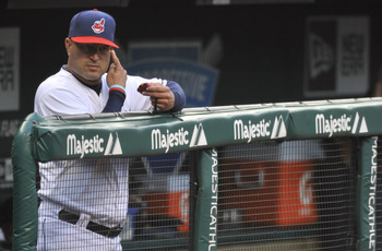 Manager Manny Acta's starting pitching staff has not delivered in 2012.