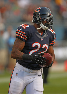 Matt Forte is a rock solid RB1 to build your roster around.