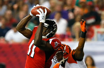 Julio Jones should have a big season, but the hype's gone too far.