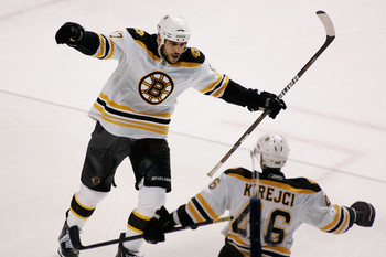 David Krejci and Milan Lucic must perform at a high level this season.