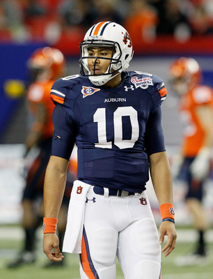 Can Kiehl Frazier lead Auburn to big wins as a Sophomore?