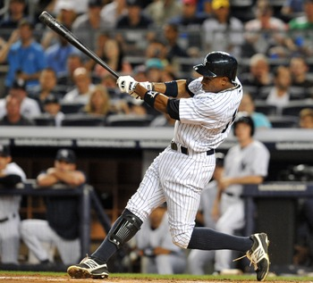 Curtis Granderson has become the Yankees biggest Bronx Bomber.