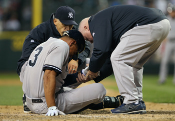 Injuries and a weighty contract are making Alex Rodriguez a liability.