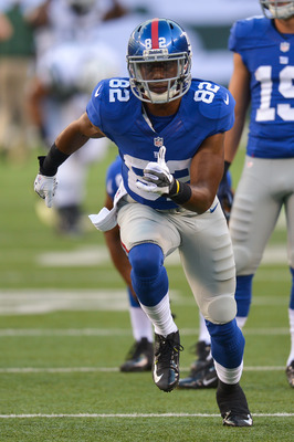 Randle is a new weapon on the Giants
