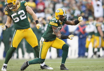 Charles Woodson &amp; Clay Matthews