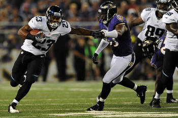With the ongoing holdout of Maurice Jones-Drew, Jennings becomes a more valuable fantasy back by the day.