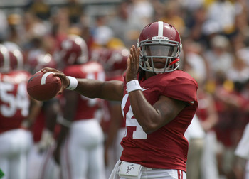 The transfer of Sims leaves Alabama without an experienced backup QB.