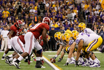 The college football world will once again tune in to the Nov. 3 meeting between Alabama and LSU.