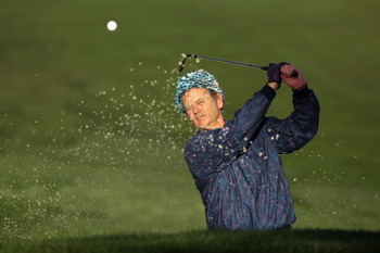 One time looper, Spackler now plays in pro-ams like at Pebble Beach.