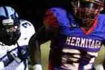 RB Derrick Green, Hermitage (Richmond, Virginia) High School