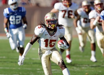 Fisher has raved that Dent has enjoyed the best offseason of any FSU WR.