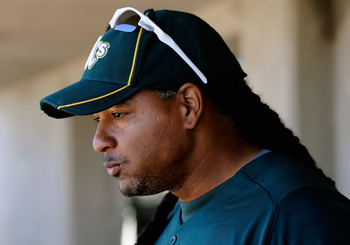 Manny Ramirez was released before seeing big league action