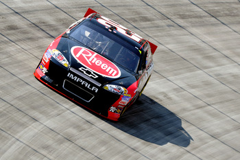 Kevin Harvick finished 15th at Bristol