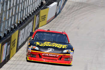 Clint Bowyer finished seventh at Bristol