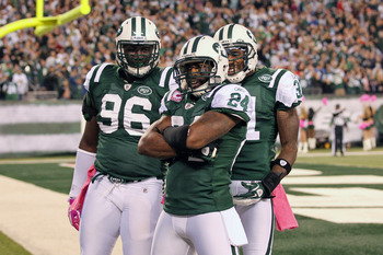 Because of his past experience with the team, fellow Jets respect Revis and view him as a leader of the team.