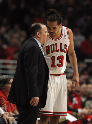 Lending an ear to Joakim Noah, Coach Thibodeau will have the Bulls ready.
