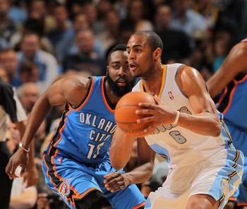 Will either James Harden or Aaron Afflalo be in the Bulls' sights?
